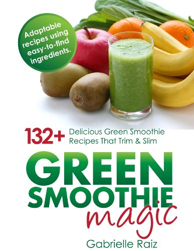 Green Smoothie Magic cover