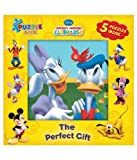 The Perfect Gift (with Puzzles) (Jigsaw Puzzle Book)