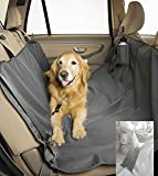 Pet Travel Hammock Dog Car Seat Cover-Color Slate