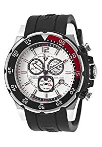 Swiss Legend Men's 10348-02 Ocean Abyssos Analog Display Swiss Quartz Black Watch