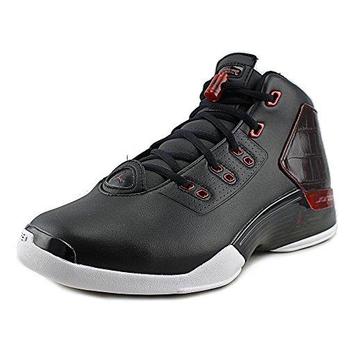 nike-air-jordan-17-retro-espadrilles-de-basket-ball-homme-noir-noir-black-gym-rouge-blanc-41-eu