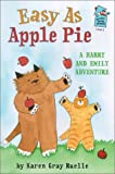 img - for Easy As Apple Pie: A Harry and Emily Adventure (A Holiday House Reader, Level 2) book / textbook / text book