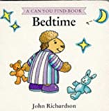 Bedtime (Can You Find?) (0091764904) by Richardson, John