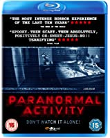 Paranormal Activity [Blu-ray]