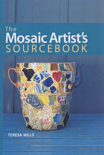 The Mosaic Artist's Sourcebook: Over 300 Traditional and Contemporary Designs