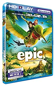 Epic - La bataille du Royaume Secret [Combo Blu-ray + DVD]