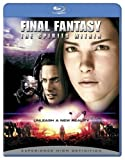 Final Fantasy: The Spirits Within [Blu-ray] [2001] [US Import]