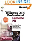 Microsoft Windows 2000 Professional Resource Kit (IT Professional)