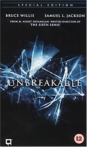 Unbreakable [UK-Import] [VHS]