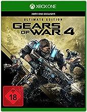 Gears Of War 4 - Ultimate Edition [Importación Alemana]