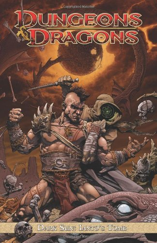 Dungeons & Dragons: Dark Sun - Ianto's Tomb TP (Dungeons & Dragons (Idw Quality Paper))