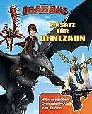 Dragons. Einsatz für Ohnezahn: Mit megagroßem Ohnezahn-Modell zum Basteln