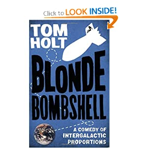 Blonde Bombshell - Tom Holt