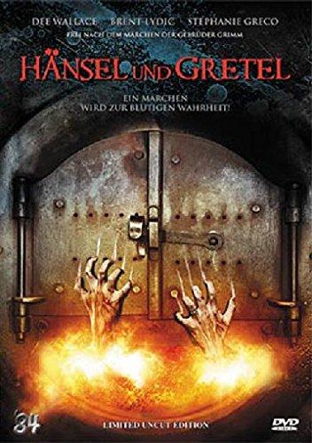 Hänsel & Gretel - Uncut [Blu-ray] [Limited Edition]