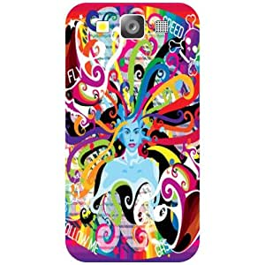 Samsung Galaxy S3 Phone Cover - Matte Finish Phone Cover