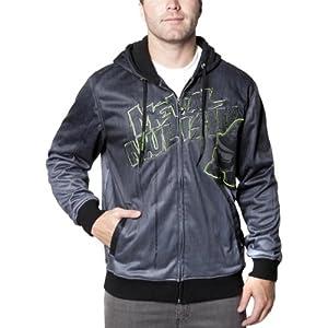 Metal Mulisha Beast Men's Sportswear Jacket - Black / Large