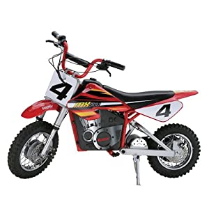 See Razor MX500 Dirt Rocket Electric Motocross Bike Full size and View details