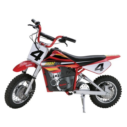 Dirt Bikes Gas Powered Amazon com Razor MX Dirt