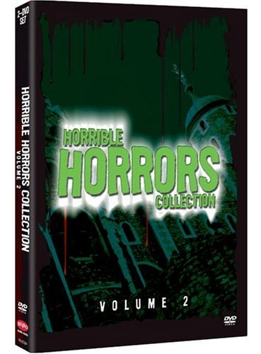 Horrible Horrors Collection Vol 2