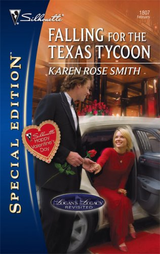 Image for Falling For The Texas Tycoon (Silhouette Special Edition)