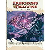 Heroes of the Forgotten Kingdoms: An Essential Dungeons & Dragons Supplement (4th Edition D&d)by Mike Mearls