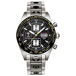 com: Tissot Men's T91148781 PRS 516 Chronograph Watch: Tissot: Watches