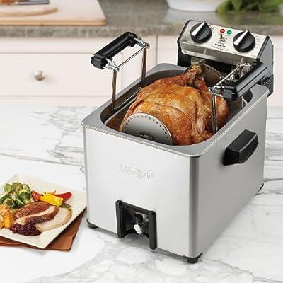 Waring Pro Rotisserie Turkey Fryer and Steamer
