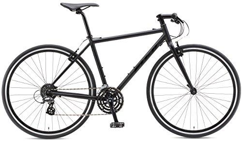 FUJI(フジ) PALETTE 700x28C 3x8speed クロスバイク 16PALTBK19 MATTE BLACK 19