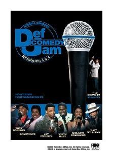 Def Comedy Jam, Episodes 3 & 4