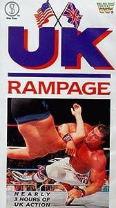 WWF - UK Rampage [VHS]