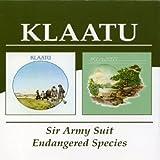 Sir Army Suit / Endangered Species