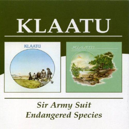 Sir Army Suit/Endangered Species