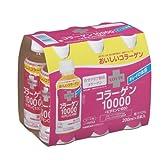 コラーゲンドリンク10000+ビタミンC1000 6P