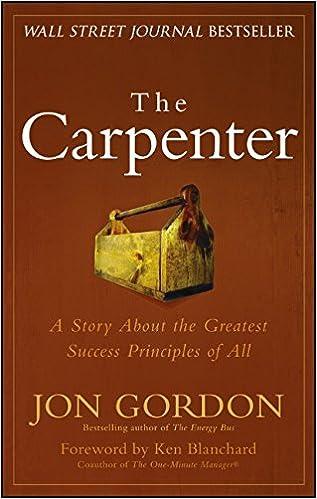 the carpenter book 1