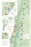 Wine Map of South America