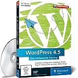 Software - WordPress 4.5 - Der perfekte Lernkurs f�r Einsteiger und Fortgeschrittene