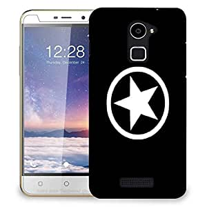 Snoogg just a star Designer Protective Back Case Cover For Coolpad Note 3 Lite