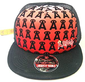 Los Angeles Angels of Anaheim MLB American Needle RERUN Limited Edition Mesh Back... by American Needle