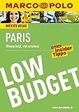 MARCO POLO Reiseführer Low Budget Paris (MARCO POLO Low Budget)