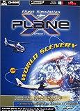 echange, troc X-Plane 7 : World Scenery