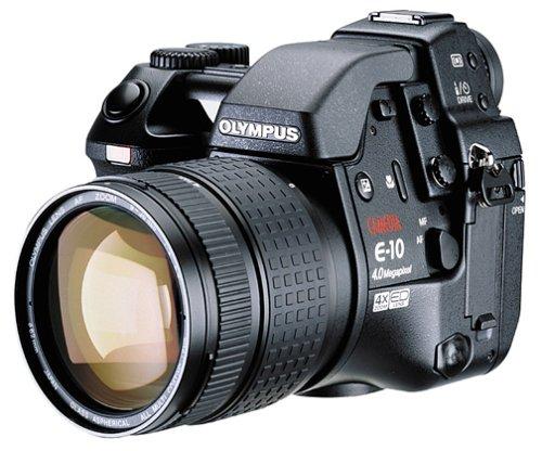 Olympus E-10 4MP Digital  Camera w/ 4x Optical Zoom