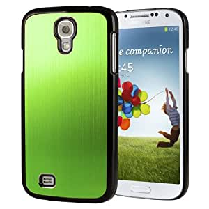 HHI Cosmos Shield Case for Samsung Galaxy S4 - Black/Green (Package include a HandHelditems Sketch Stylus Pen)