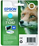 Epson Ink Cart T128 Retail Pack - Cyan