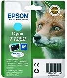 Epson T1282 Tintenpatrone Fuchs, Singlepack, cyan