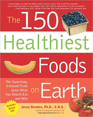 The 150 healthiest foods on earth ebook