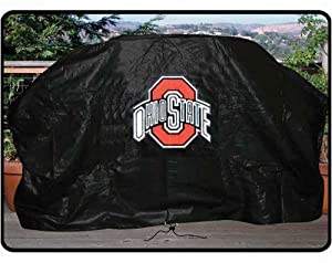Buy NCAA Ohio State Buckeyes 68-Inch Grill Cover by Seasonal Designs