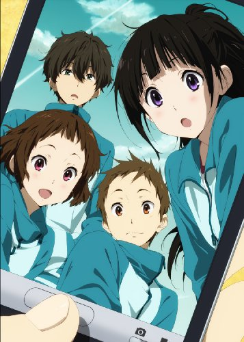氷菓 限定版 第4巻 [Blu-ray]