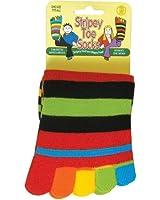 Tobar Stripey Toe Socks