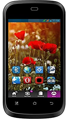Swipe Konnect 3 (Black, 512 MB)