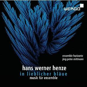 Henze: In lieblicher Bläue, Kammermusik 1958, Apollo et Hyazinthus, Canzona